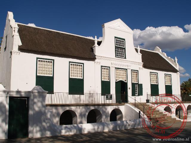 Het Reinet House in Graaff-Reinet