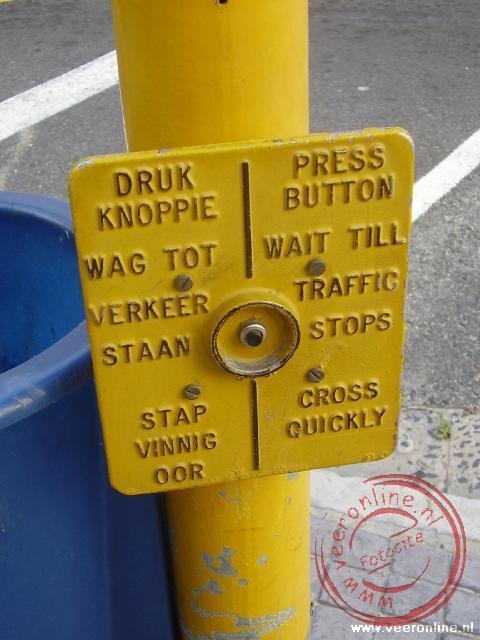 Het Afrikaans is soms een grappige taal voor Nederlanders
